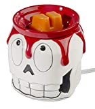 Josephine's Skull Horror / Spooky Wax Warmer Skeleton