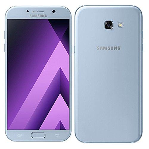 Samsung Galaxy A3(2017) A320F DS 16GB (BLUE MIST) GSM Unlocked International Model, No Warranty