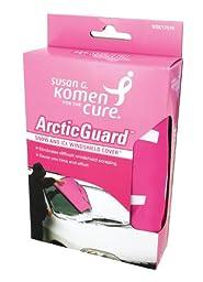 Hopkins SGK17515 Susan G. Komen Pink \'Arctic Guard\' Windshield Cover
