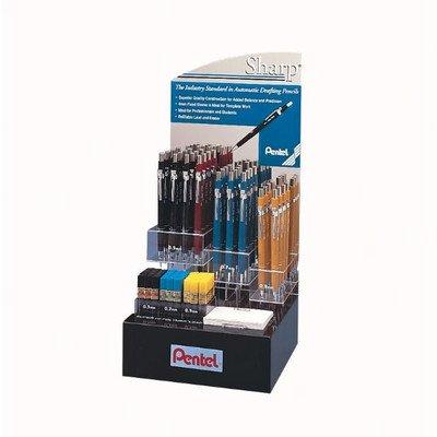 Sharp Drafting Pencil Display by Pentel