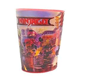 Lego Ninjago the movie 3d graphic glass or pencil holder