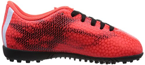 De J Mixte Rouge Football Chaussures F5 Comptition Adidas Tf Enfant vgwISn6q
