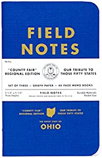 product image for Field Notes County Fair Edition - Massachusetts