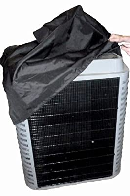HVAC Source Medium AC Condenser Cover Professional Grade