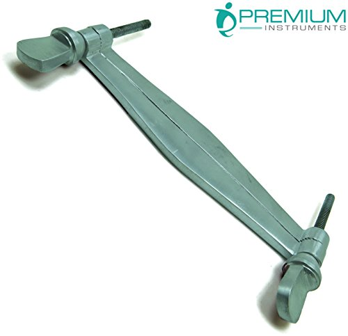 PREMIUM INSTRUMENTS Veterinary Ear Clamps 5.5