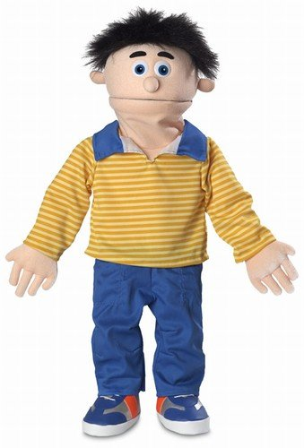 30-Bobby-Peach-Boy-Professional-Performance-Puppet-with-Removable-Legs-Full-or-Half-Body