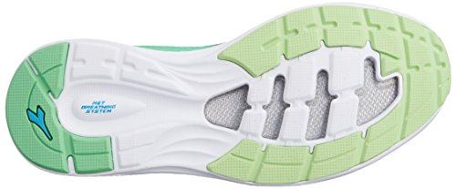 Sorgente Chaussures Diadora 404 Verde lampo W 2 Nj Femme wwAqfU