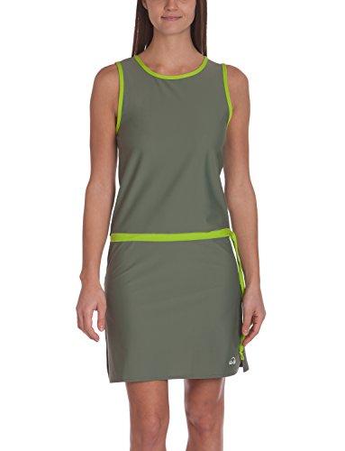 IQ de UV Mujer 300–Túnica verde oliva
