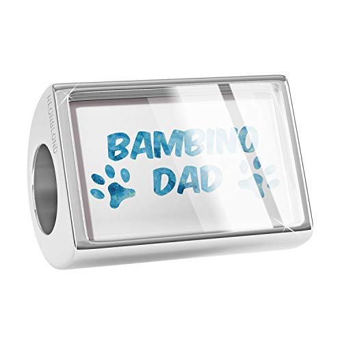 NEONBLOND Charm Dog & Cat Dad Bambino Bead