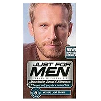 Just For Men Beard Light Brown: Amazon.co.uk: Health & Personal Care