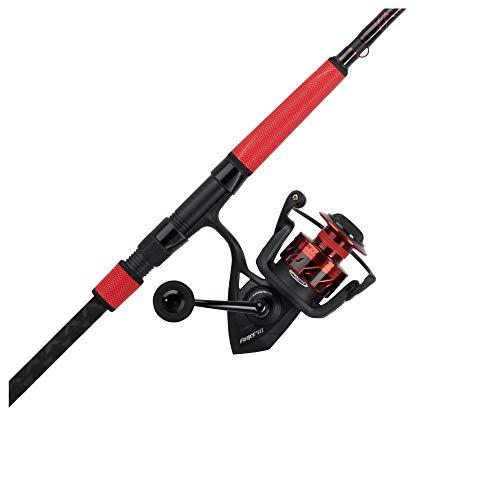 PENN Fierce III LE Spinning Reel and Fishing Rod Combo – FRCIII5000LE802MH