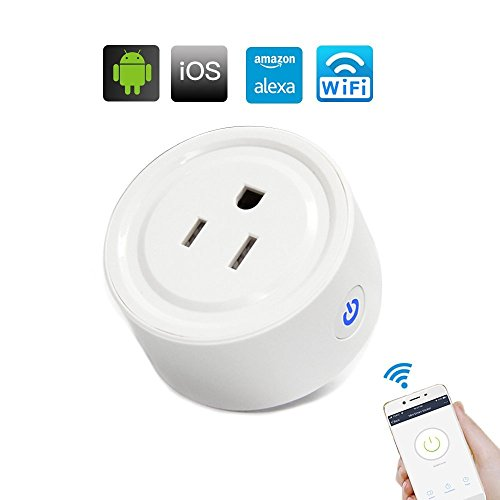 Wifi Plug Outlet Smart Wireless Wifi Mini outlet Switch Socket Compatible with Alexa Google Home Timing Function -  Shenzhen JinAn Te