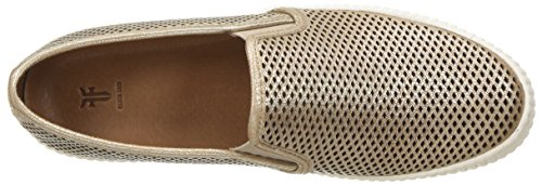 FRYE Perf Womens Sneaker Womens Slip Camille FRYE Gold Camille Fashion wxwFqr4X