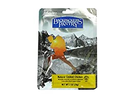 Backpacker\'s Pantry Freeze-Dried Cooked Chicken, 1 Ounce