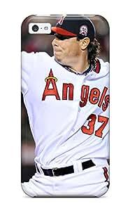 1655076K957787487 anaheim angels MLB Sports & Colleges best iPhone 5c cases