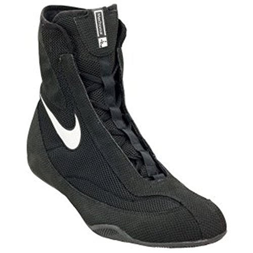 Chaussures boxe Nike Machomai Olymp Mid boxing shoes