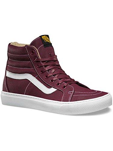 Vans Mens Sk-8 Hi Shoe Fashion Sneaker Canvas (8.5)