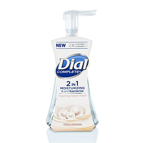 Dial Complete 2in1 Moisturizing & antibacterial foaming hand