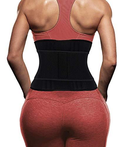 SHAPERX-Women-Waist-Trimmer-Belt-Waist-Trainer-Eraser-Hot-Sauna-Sweat-Belly-Band-for-Weight-Loss
