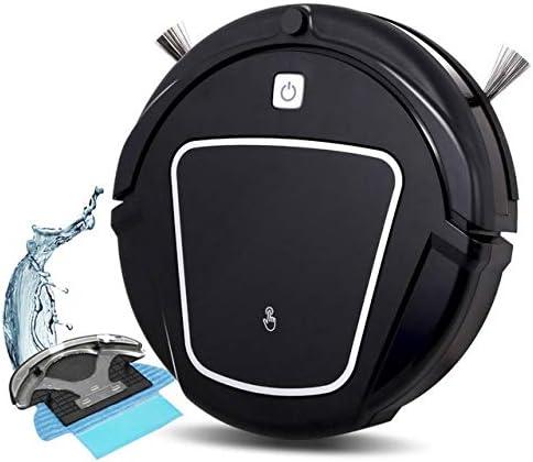 QUARK Aspirador robótico con el Tanque de Agua, Barrido de Limpieza del Piso del trapeador automáticamente Robo: Amazon.es: Hogar