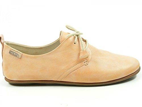 Pikolinos Calabria 917-7123 - Zapatos de Cordones para Mujer Rosa