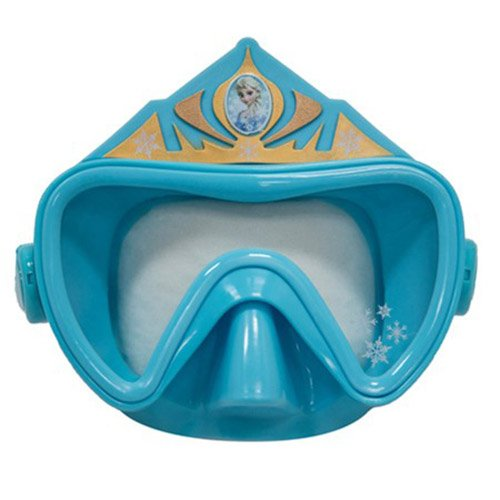 Swimways Character Mask Swimming Dive Mask- Frozen (Frozen Dive)