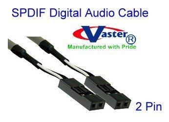 SuperEcable - 24059 - 3 PCS / PACK - SPDIF Digital DVD Device Driver Audio Cable