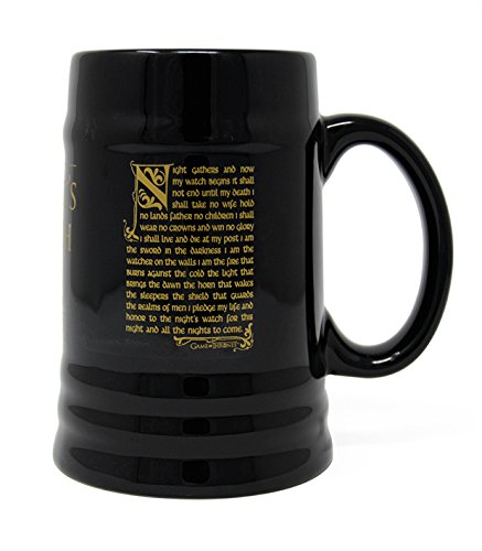 Pyramid International Game Of Thrones Nightu0027s Watch Ceramic Mug