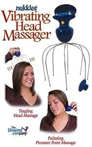 Vibrating Head Massager