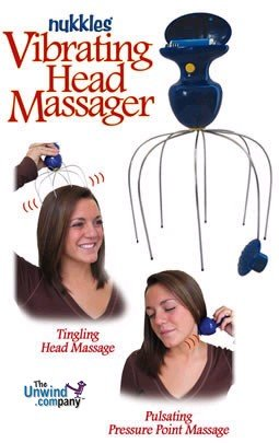 Vibrating-Head-Massager