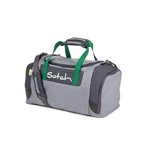 Satch Pack Blazing Grey Schulrucksack Set 3tlg.