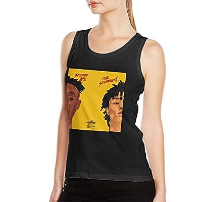 Rae Sremmurd Girl Women's Tank Top Shirt Music Sleeveless Womens Vest