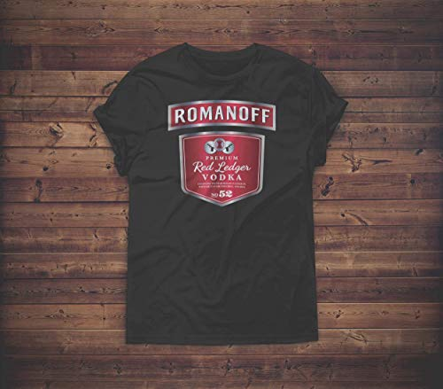 Red Ledger Vodka Unisex Shirt