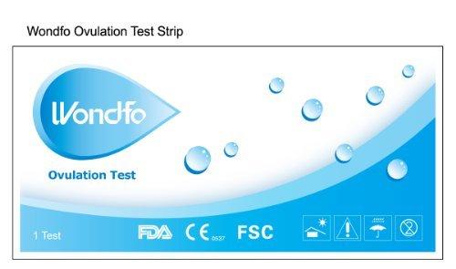 Wondfo LH Ovulation Test Strips-25 Count