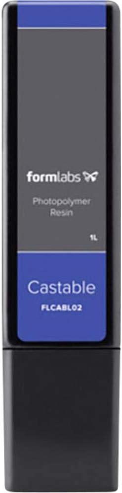 Formlabs Castable Resina Azul - materiales de impresión 3D (1 ...