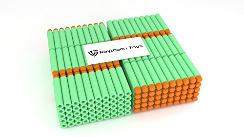 300-green-nerf-compatible-darts-by-raytheon-toys-darts-for-nerf-n-strike-elite-series-blasters