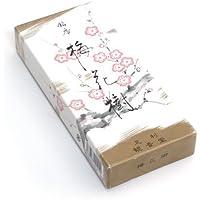Shoyeido's Plum Blossoms Incense 150 sticks - Baika-ju
