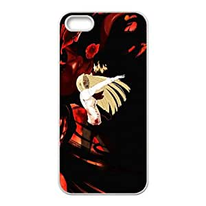 Hellsing iPhone 4 4s Cell Phone Case White 91INA91261021