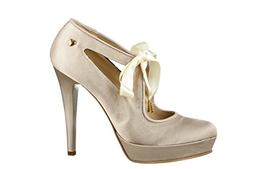 Hohe Pumps Decollete aus Leder Damen RIPA shoes - 55-5354