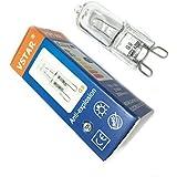 VSTAR® G9 Halogen Bulb, 40-Watt 120-Volt Base G9 Halogen Bulb (6pack)