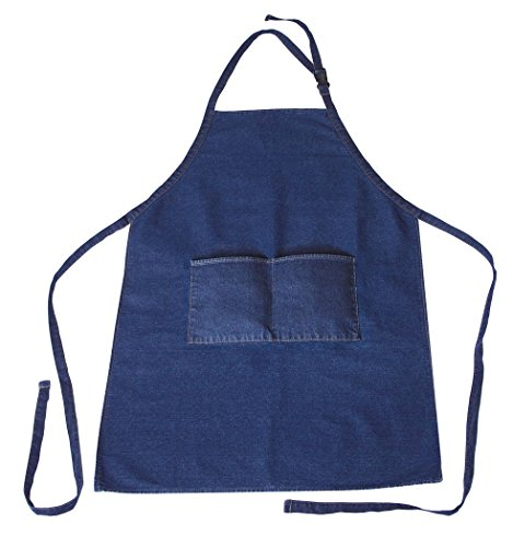 Denim Adult Apron - 3