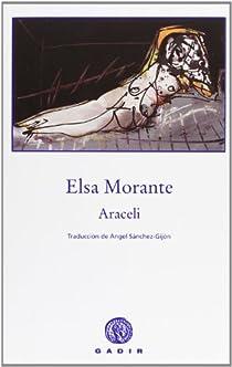 Araceli par Morante