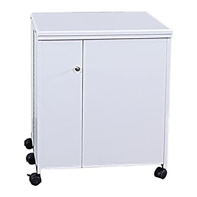 Fashion Sewing Cabinets Model 7300 Space Saver Sewing Cabinet Pocket Door, extra leg room, door forms support Manual swing away machine storage