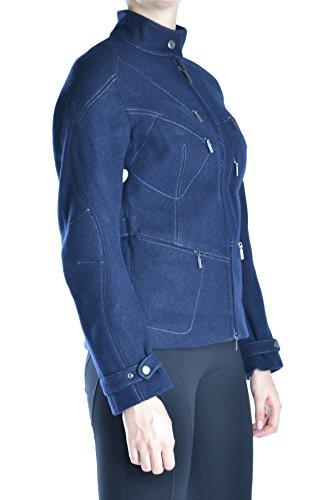 Brema Mujer MCBI051016O Azul Lana Cazadora