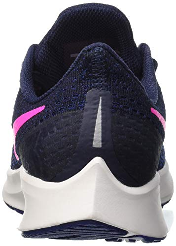 Blast Women's Deep 001 Pink Zoom Obsidian Shoes Air Royal Blue Nike 35 Running Multicolour Pegasus gvTvwqF