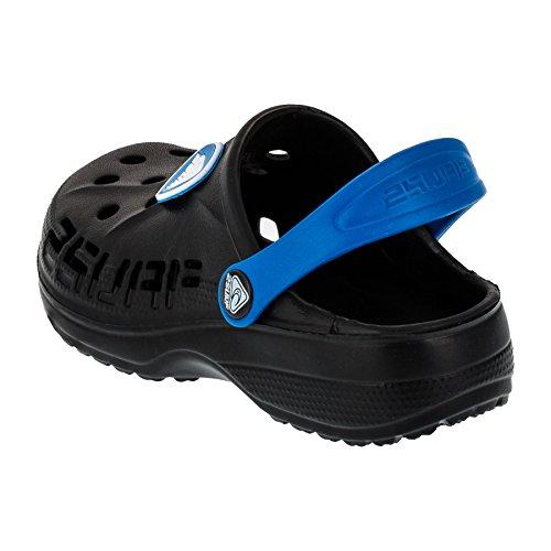 2 Zoccoli Schwarz M211swbl Bambini Blau Surf Rz07vR