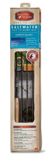 Scientific Anglers Saltwater Fly Fishing Kit (7/8 Weight)