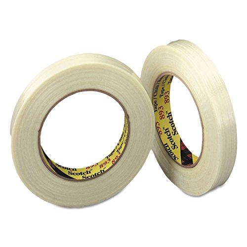 8931 Filament Tape - Scotch 8931 Filament Tape, 24mm x 55m, 3
