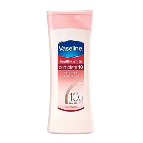 2 X Vaseline Healthy White Complete 10 Lightening Body Lotio