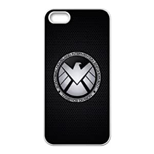 DIY Phone Cover Custom S.H.I.E.L.D For iPhone 5, 5S NQ5243169
